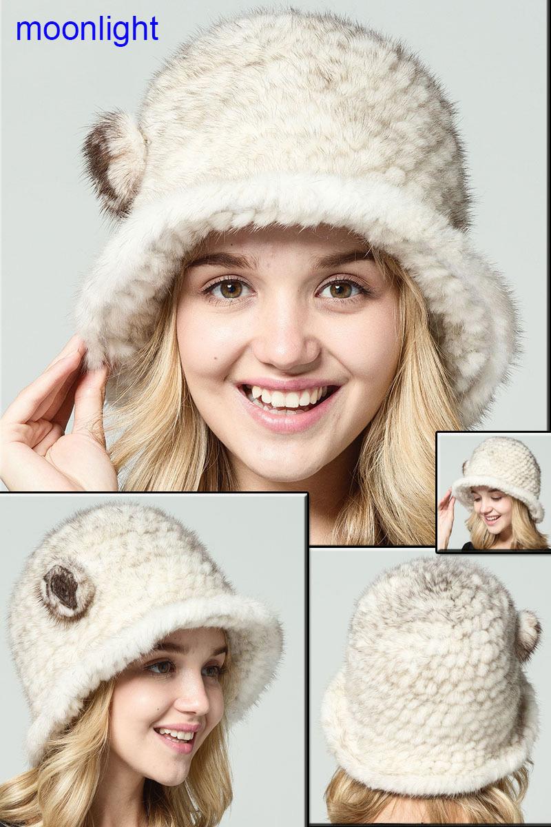 mink fur hat moonlight 2