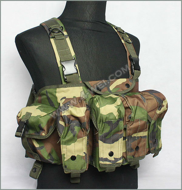 Camouflage Military Tactical vest / fast man vest Tactical tactical gear