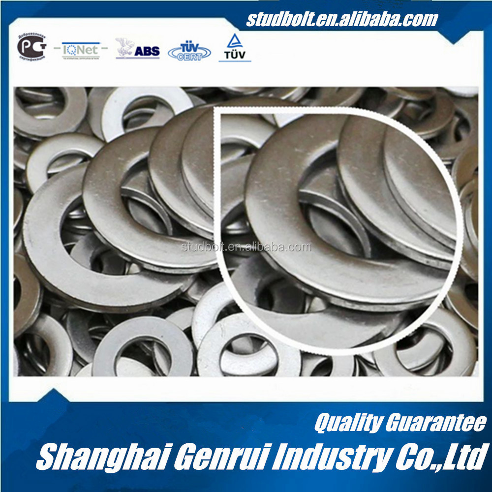 Stainless steel flat Washers/Gaskets