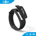Hight quality Smart Bracelet Blood Pressure ,Heart Rate Monitor Smart Bracelet With SDK