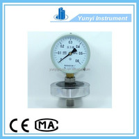 high quality diaphragm pressure gage/gauge
