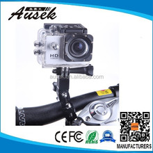 cheap action camera waterproof/hd 720p car action/sports cam