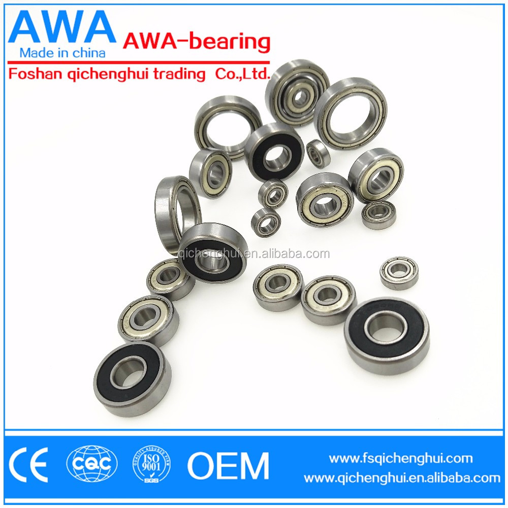 Small high-performance rs miniature bearing 623 zz 623 low price! Very good