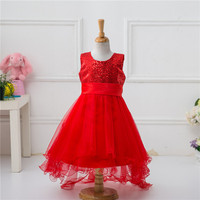 Beaded chiffon cotton children barbie dall frock for cutting