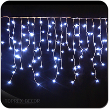 High Quality 3M Led Snowing Icicle Lights For Christmas Decoration