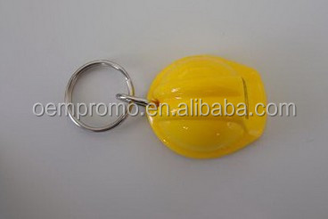 Customize Safety Helmet Key Holder for promotion