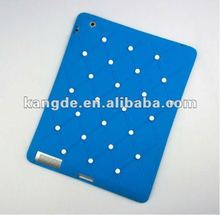 2012 Newly Design Hot Sale Silicone Cover for Ipad3