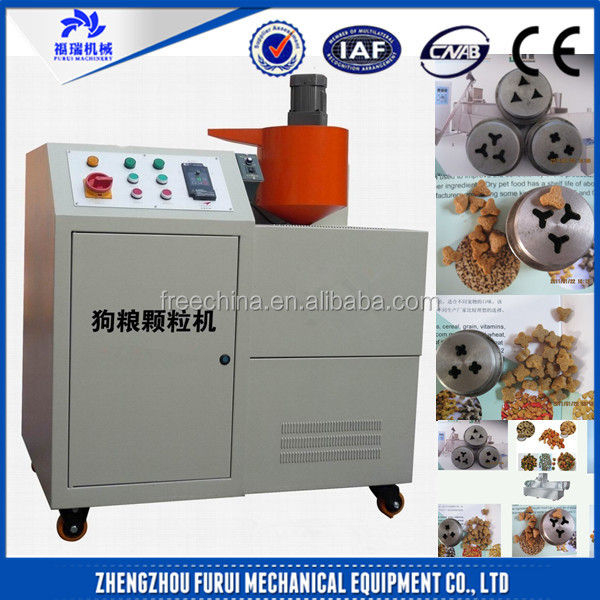 More than 5 moulds pet food processing equipment/dog food pet/pet food making machine