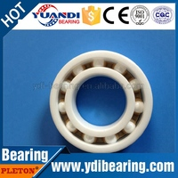 Alibaba top-quality ZrO2 Si3N4 skateboard full ceramic ball bearing