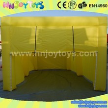 Top quality inflatable hail proof car cover tent,inflatable canopy/tent for sale