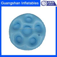 Round 6 Pack inflatable pool cooler drink holder