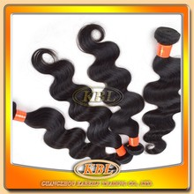 KBL milky way pure human hair,quality plating hair styles,remy ted hair wholesale hair