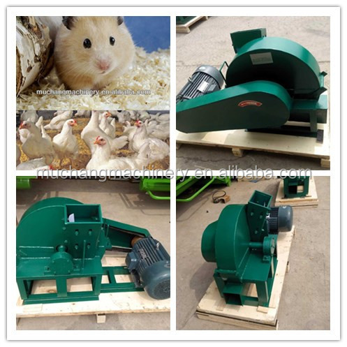 Zhengzhou factory supply wood shaving, wood shaving machine for sale