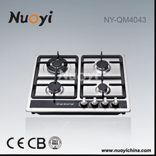 4 Burners Built-in SS Panel Gas Hob/Gas Stove/Cooktops
