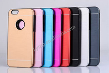 for iphone 6s, cell phone accessory for iphone 6s hard aluminum case