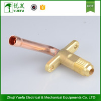 Factory sale brass stop check valve