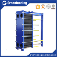Plate heat exchanger unit electric water heater for HVAC Marine Food Powerplant Chemical Mining