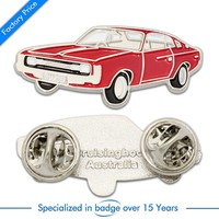wholesale cheap custom car metal badge at factory price