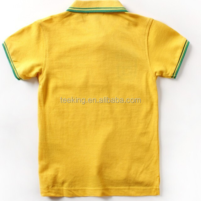 hot sale school uniform primary school polo shirt