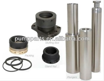 SPM QWS-2500 Plunger Pump Fluid End Expendables