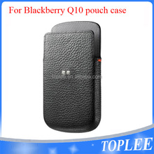 hot sale case for blackberry Q10 pouch case