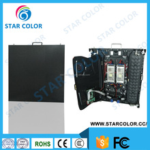 wedding/concert/event stage P4 P5 P6 indoor led display with Die-casting almuinum cabinet