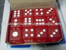 Plastic Flashing Dice