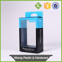 Oem Production Price Cutting Plastic Packaging Box For Cell Phone Case