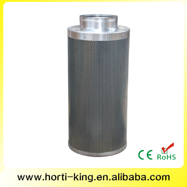 odor absorbing material hepa filter carbon steel filter