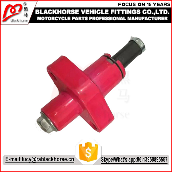 Color Painting Motorcycle Chain Tensioner For BAJAJ CT100