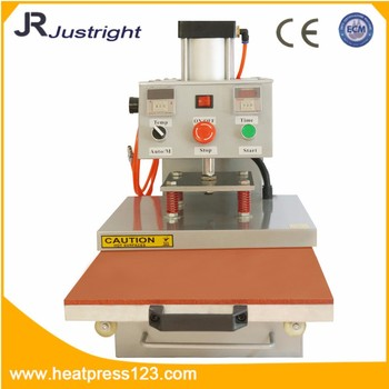 Supplier factory direct sale T-shirt pneumatic Heat transfer Press Machine