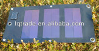 3W Outdoor folding thin film flexible solar charger