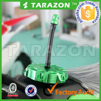 Dirt Bike Aluminum Fuel Cap from Tarazon by CNC machined