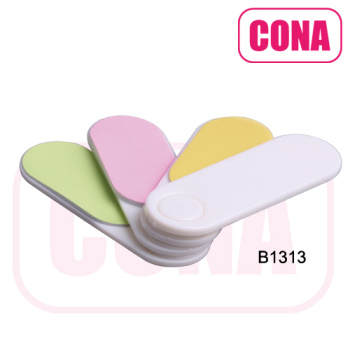 3pcs nail files emery board