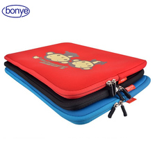 Promotional Colorful Printed Neoprene 19 Inch Laptop Sleeve Case