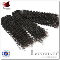 High Quality Best Quality Wholesale 5a Brazilian Curly Remy Hair Weave