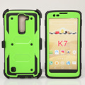 Phone Case For LG k7, Stand Armor Impact Rugged Belt Combo Case For LG K7
