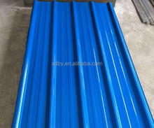 galvanized corrugated sheet metal roof/building material manufacturer in China