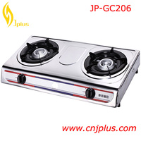 JP-GC206 New Model 5 Stove Burner Bakery Gas Oven