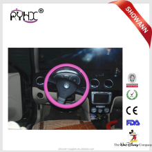 Cheap Price Wholesale Custom unique Factory Supply Directly soft silicone Car Steering Wheel Cover