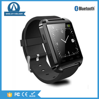touch screen watch android U8 smart watch for iphone