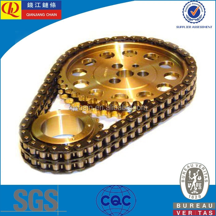 06BT-2 short pitch precision car chains / engine chains
