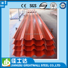 galvanized corrugated steel sheet, Galvanized metal roofing sheet, painted steel roofing -wuxi jiashida