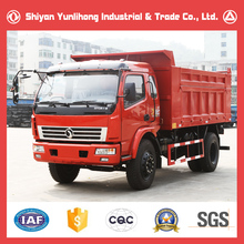 China 4x2 6 Wheeler Light Load Tipper Truck Price/8 Ton Loading Capacity Dump Truck For Sale