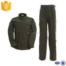 Air Force army green pilot military uniform