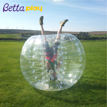 Inflatable bumper ball and bubble soccer kncoker balls for sale