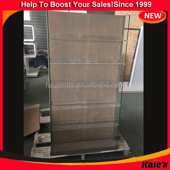 2015 glass watch display cabinet watch display cabinet