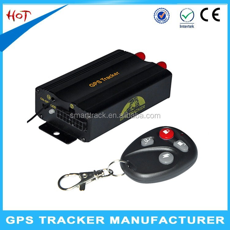 hot tk103b Car GPS tracker Supports the Remote Control,Real-Time GSM/GPRS Tracking Vehicle Automobile leasing