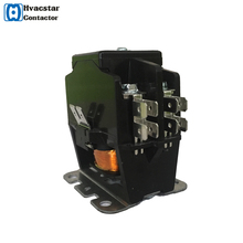 2 poles magnetic contactor 20 amp contactor use in AC contactor