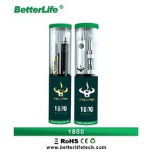 Bettertech vaporizer pen kit original design electronic cigarette 1800 magic vaporizer pen